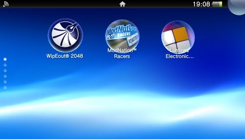 Image of Vita UI