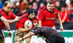 Edinburgh Rugby v Munster - Heineken European Cup Pool One