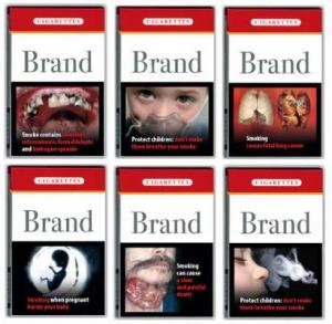 Tobacco-packaging