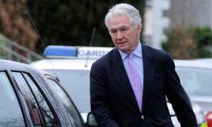 Sean Fitzpatrick former CEO of Anglo Irish Bank