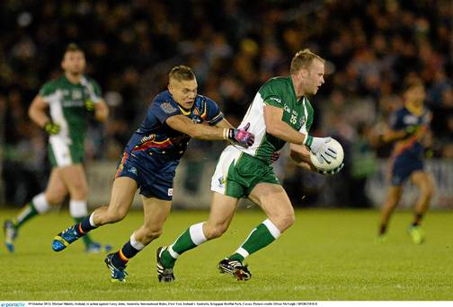 Ireland recorded an easy victory in the opening fixture