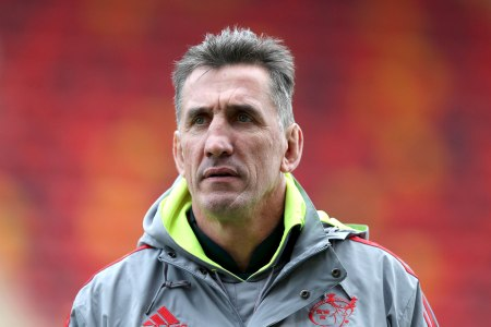 Rob Penney faces a tough task after Munster's drubbing last week