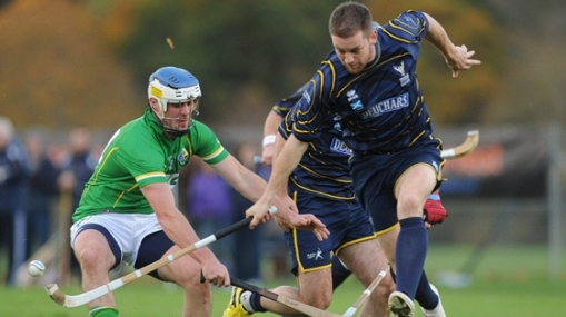 Scotland v Ireland - Senior Hurling / Shinty International 2nd Test