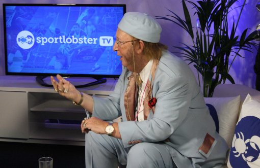 John McCririck on SLTV