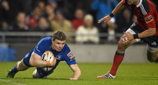 Brian O'Driscoll returns to the score sheet