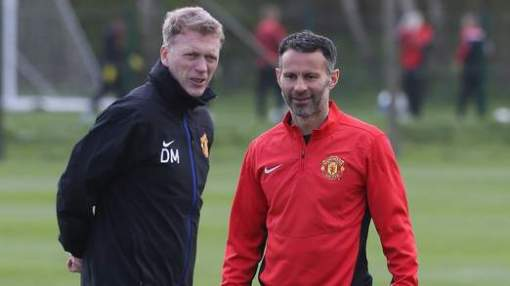 Manchester United Training Session