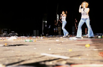 Daphne and Celeste getting battered,  not in a good way. (Image courtesy nme.com)