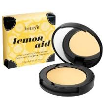 Benefit Lemon Aid eyelid colour corrector RRP 24.00 (image: Arnotts.ie)