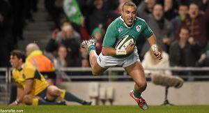 Ireland v Australia - Guinness Series